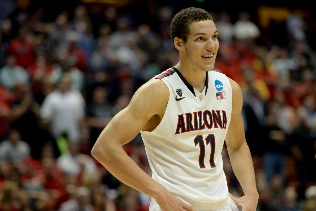 Report: Aaron Gordon Expected to Go in Top 8 of 2014 NBA Draft
