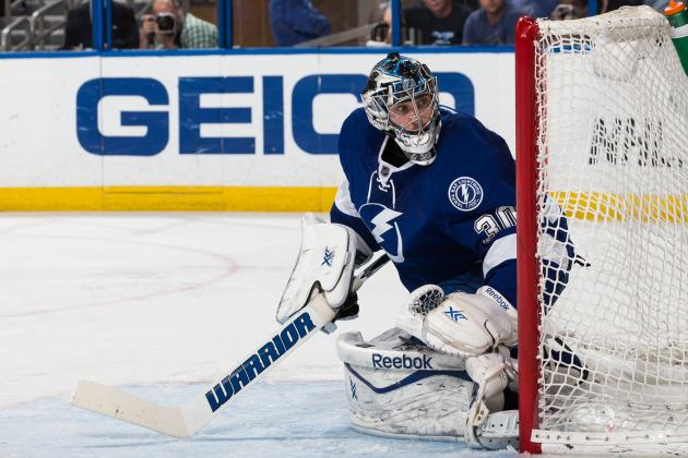 Lightning's Ben Bishop ready for next season