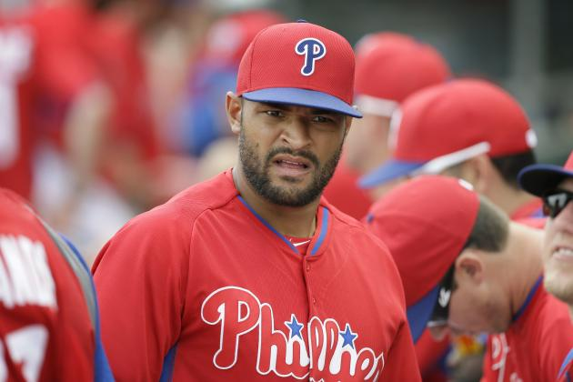 Phillies Release Outfielder Tyson Gillies