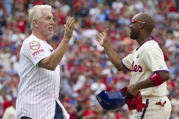 Philadelphia Phillies to Honor New All-Time Hits Leader Jimmy Rollins