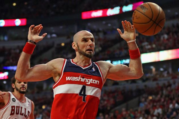 Marcin Gortat Rumors: Latest Buzz, Speculation Surrounding Free-Agent Big Man