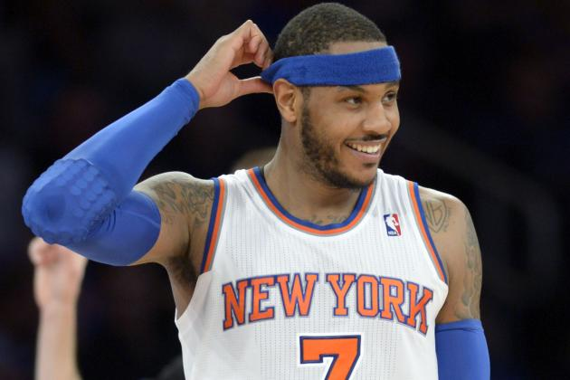 Why Carmelo Anthony Walking in Free Agency Is Best for the New York Knicks