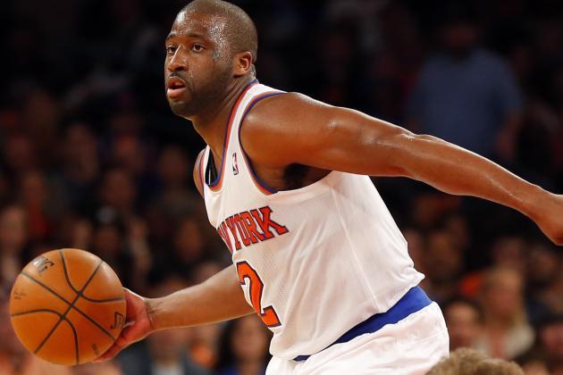 Knicks Point Guard Raymond Felton to Plead Guilty in NY Gun Case
