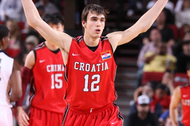 Report: NBA Prospect Saric to Stay in Europe