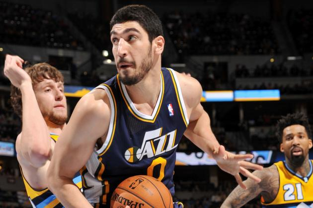 Report: Kanter to Miss FIBA, Will Have PRP Treatment