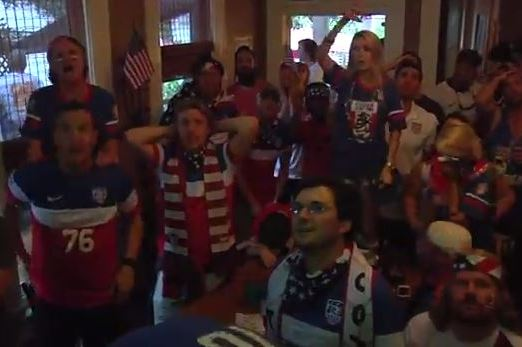USA Soccer Fans React to Portugal's Shocking Last-Minute Goal