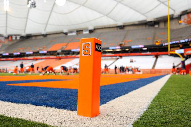 Report: Stud Safety Blair Commits to 'Cuse