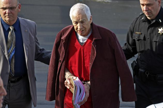 Jerry Sandusky Investigation Update: Latest Details, Comments and Reaction