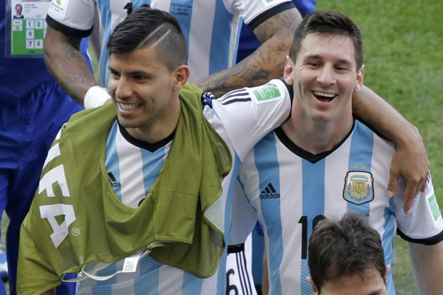 Argentina's Misfiring Superstars Need to Find Form in World Cup