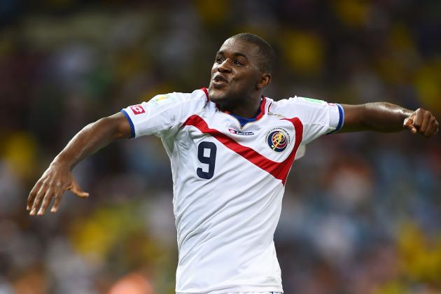 Costa Rica vs. England: Tactical Preview of World Cup Group D Match