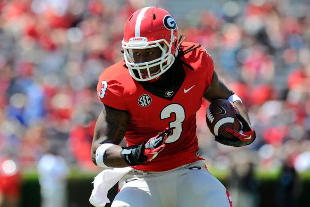 Can Todd Gurley Compete for the Heisman Trophy?