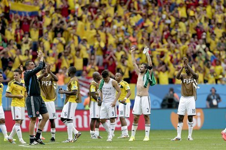 Japan vs. Colombia: Date, Time, Live Stream, TV Info and 2014 World Cup Preview