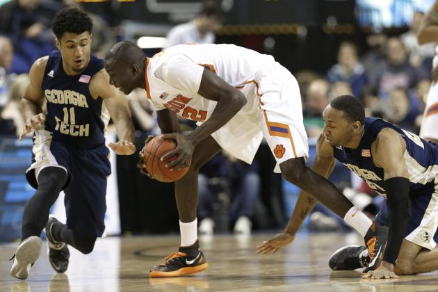 Ibrahim Djambo Transferring from Clemson