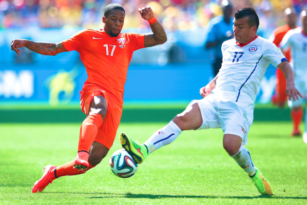 Netherlands vs. Chile: Live Score, Highlights for World Cup 2014 Group B Game