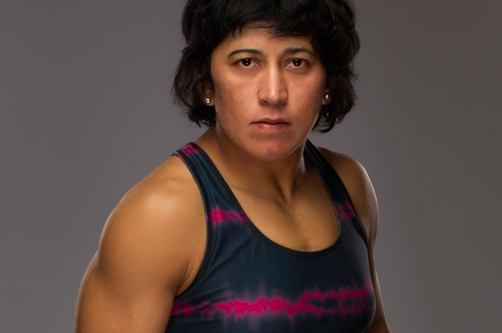 Ediane Gomes: 'To Be in the UFC, You Have to Show Your a--'