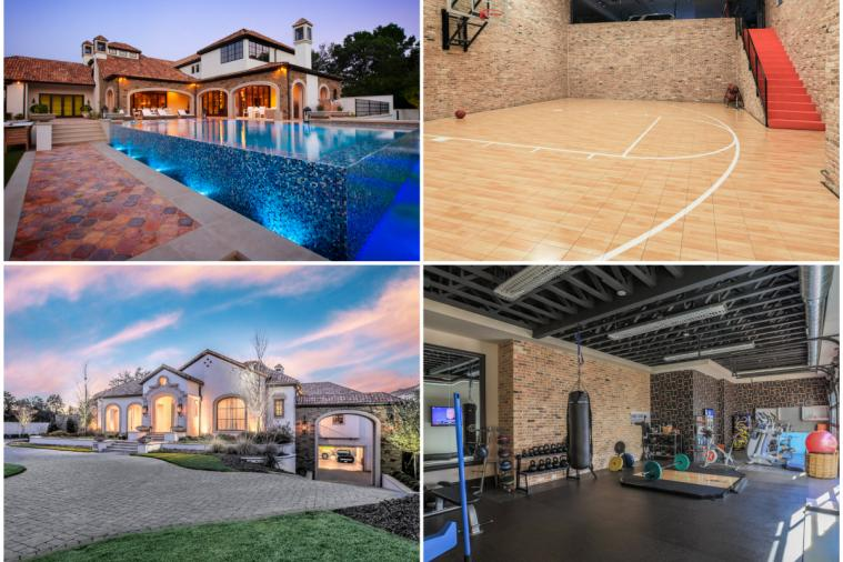 Pro Golfer Hunter Mahan Is Selling His Insane Texas Mansion for $9.5 Million