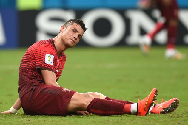 Cristiano Ronaldo Comments on Portugal's Chances of Winning 2014 World Cup