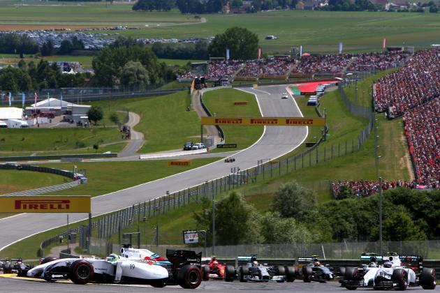 Was the 2014 Austrian Grand Prix a Success? Reviewing Red Bull Ring's 1st Race