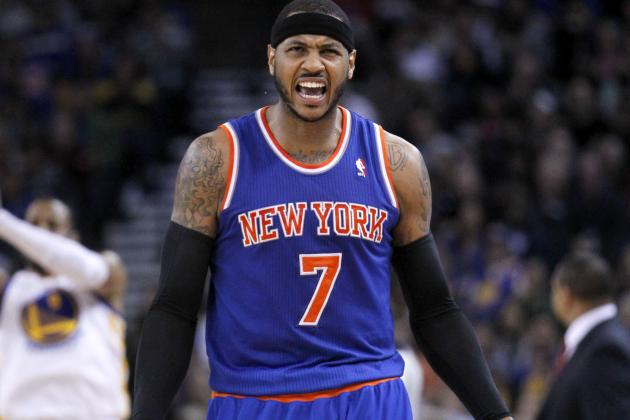 2014 NBA Free Agents: Predictions for Carmelo Anthony and More Top Stars