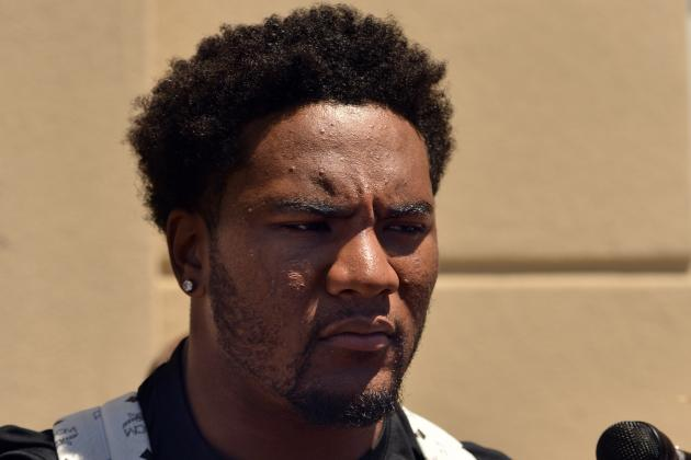 July Court Date Set for Broncos' T.J. Ward in Strip Club Case