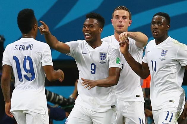 England's New Breed Show the World Cup Hasn't Been a Total Disaster