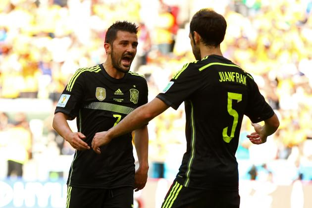 Australia vs. Spain: World Cup Group B Score, Grades and Post-Match Reaction