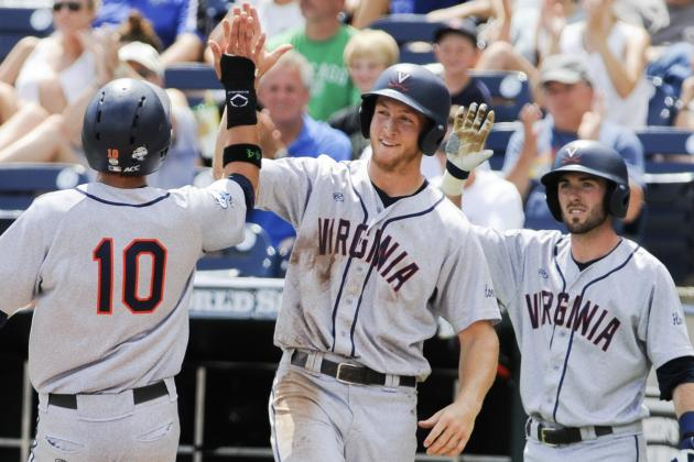 College World Series 2014: TV Info and Predictions for UVA vs. Vanderbilt Finals