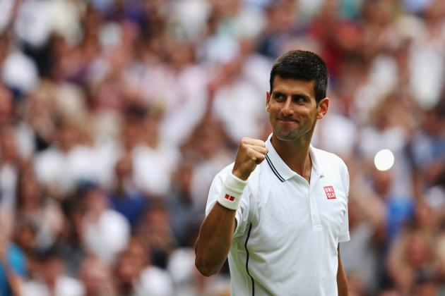 Wimbledon 2014 Results: Complete Day 1 Scores from Men's Singles Matches