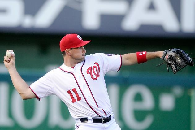 Zimmerman Would Rather Stay in Left Field, but the Nats Need Him at 3B