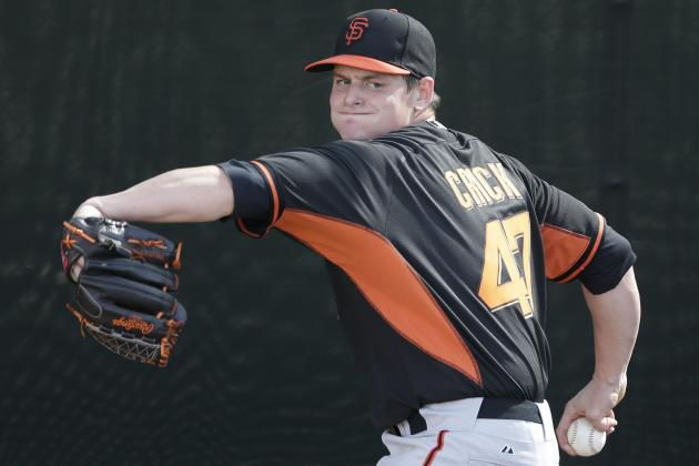 Stock Up, Stock Down for San Francisco Giants' Top 10 Prospects at Midseason