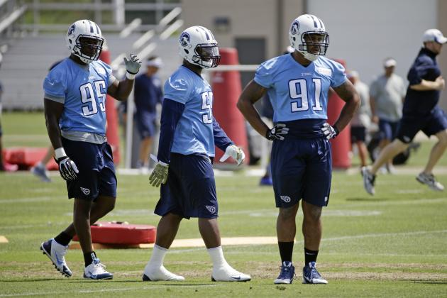 Titans Don't Fret over Conditioning Test