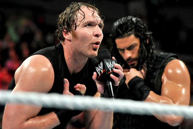 Analyzing the Singles Prospects of Roman Reigns and Dean Ambrose