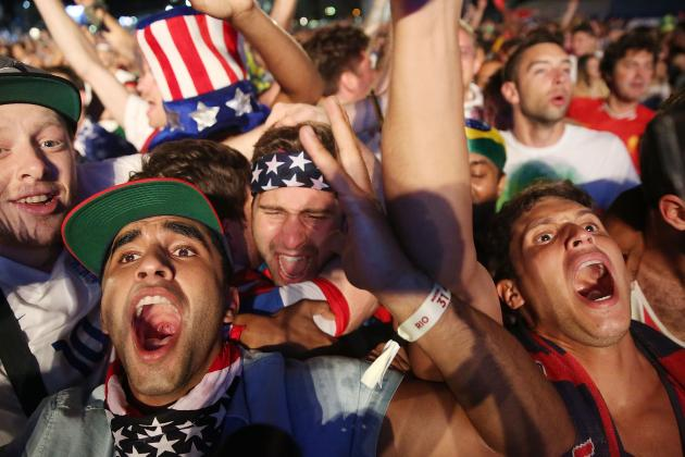 USA vs. Portugal in 2014 World Cup Becomes Most-Viewed Soccer Game in US History