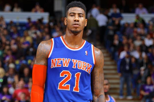 Iman Shumpert Trade Rumors: Latest Buzz, Speculation Surrounding Knicks Star