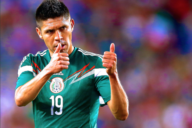 Croatia vs. Mexico: Live Score, Highlights for World Cup 2014 Group A Game