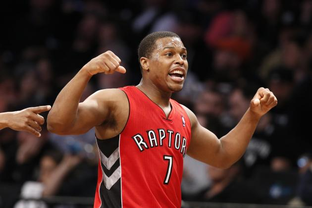 Report: Los Angeles Lakers Interested in Kyle Lowry During 2014 Free Agency