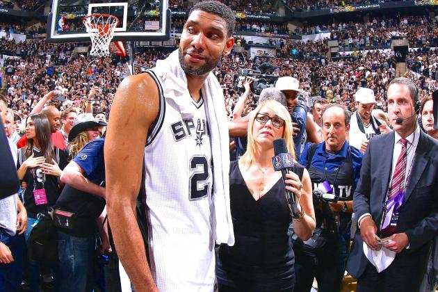 Tim Duncan Opts to Stay with Spurs: Latest Details, Reaction