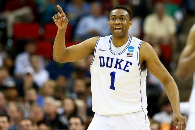 2014 NBA Mock Draft: Current Projections for Every 1st-Round Prospect