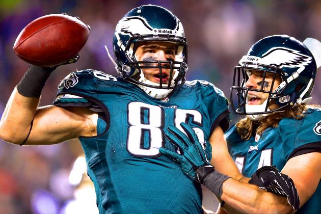 Is Zach Ertz the NFL's Next Big Star at the Tight End Position?