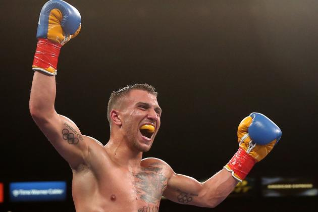 Why Vasyl Lomachenko Has Officially Arrived as an Elite Boxer