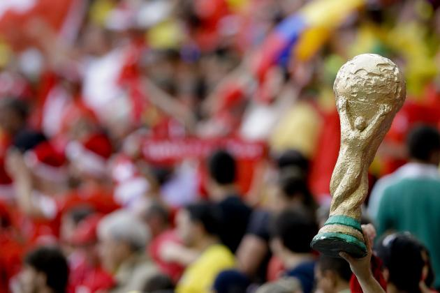 World Cup 2014: TV Schedule, Live Stream and Predictions for Day 13