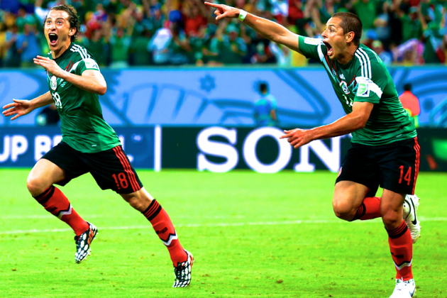 Croatia vs. Mexico: World Cup Group A Score, Grades and Post-Match Reaction