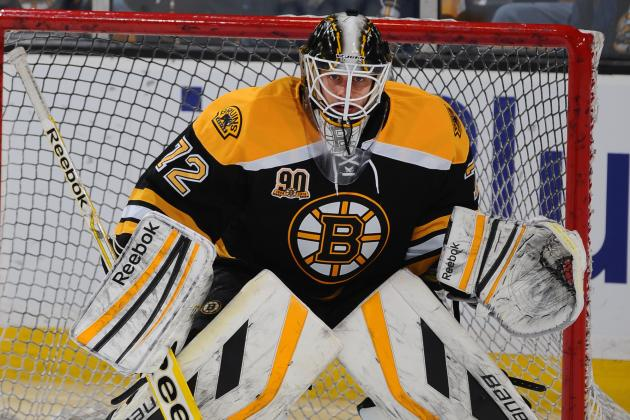 Bruins Sign Niklas Svedberg to a One-Year, One-Way Contract
