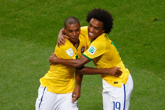 Cameroon vs. Brazil: Live Player Ratings