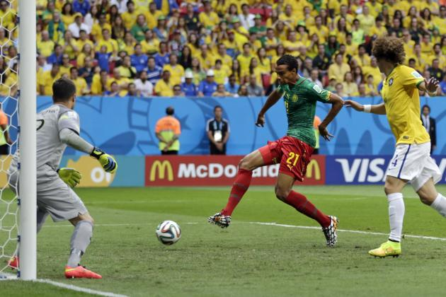 Twitter Reacts to Joel Matip's Performance vs. Brazil in 2014 World Cup