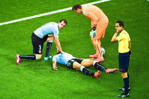 World Cup Concussion Highlights Need for FIFA to Protect Players