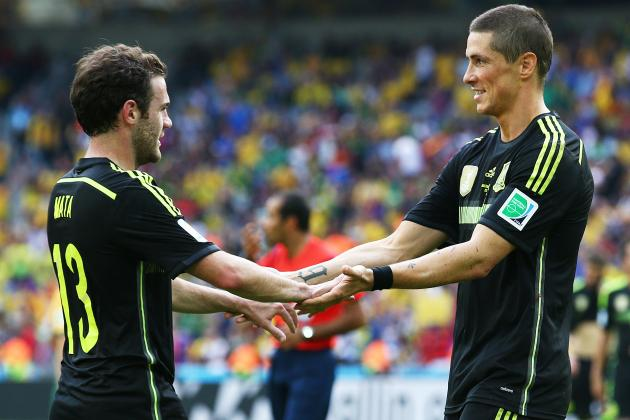 World Cup Results 2014: Scores, Updated Group Table and Fixtures After Day 12