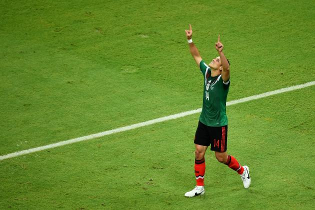 Javier Hernandez: Twitter Reacts to Chicharito's Performance vs. Croatia