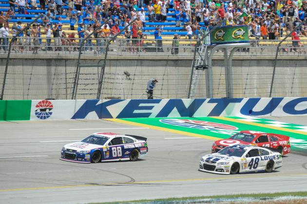 Fantasy NASCAR at Kentucky 2014: Picks, Top Drivers for Quaker State 400