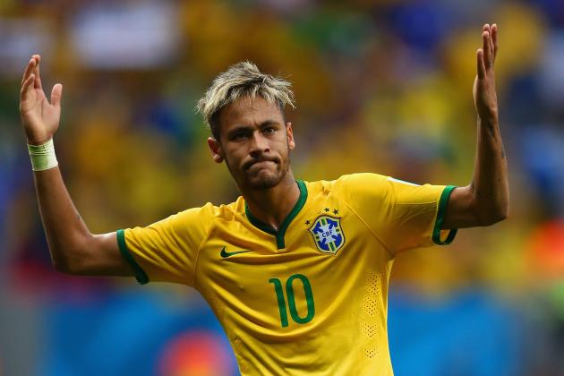 World Cup 2014 Scores: Day 12 Results, Latest Schedule, Predictions for Day 13